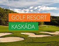 Golf Brno - Resort Kaskáda