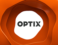 OPTIX visual identity