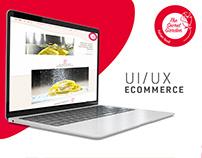 UI/UX ecommerce
