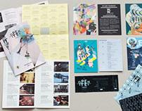 ›Open Eyes‹ Filmfest 2013   Art Direction/Design