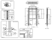 Fabrication drawings examples