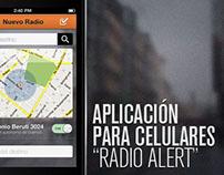 Radio alert
