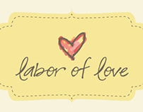 Labor of Love Brand Identity