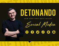 Social Media - Detonando (Best-Seller Internacional)