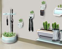 PRIMAVERA: Innovation of Planters
