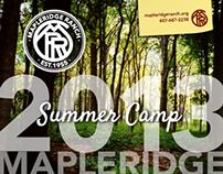 Mapleridge Ranch Style Guide & Print Launch