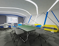 Collaborative Room @ Data Center