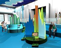 """Interactive museum """"Casa del Agua Colomos"""""""