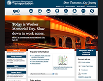 MnDOT website
