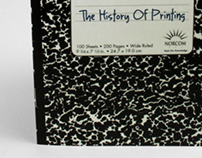 History of Printing Book