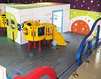 "Kids playground ""Museo Sol del Niño"""