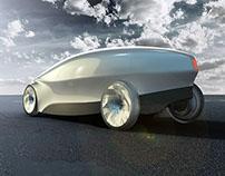 NANOMID Autonomous Car of the Future