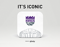 Kings + Golden 1 Center App