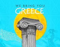 GREECE & TUSCANY