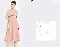 Daily UI design E- Commerce.