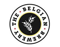 Belgian Brewery Brand Manual & Logo Design