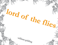 """""""Lord of the Flies"""" Dust Jacket"""