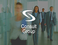 Landing page «ConsultGroup». Law Firm