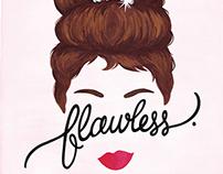 Flawless Print Series
