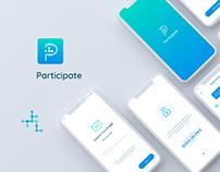 Participate Mobile App