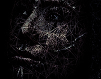 Geometric Net Photoshop Action