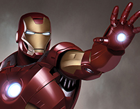 Iron Man (Mark VII)