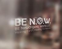 BE NOW branding