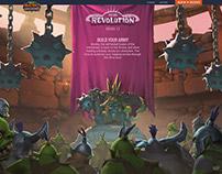 OMD!U: Orc Revolution Patch Release Website