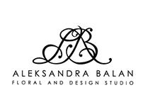 Aleksandra Balan Logo