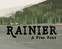 Rainier Font