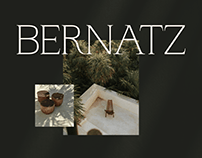 BERNATZ / Website Redesign