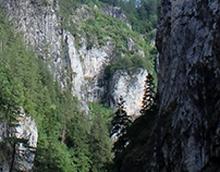 .Rhodopes/ Trigrad In Four Seasons