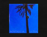 FRANK OCEAN COVER ARTWORK *# NOSTALGIA, ULTRA #*