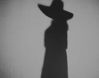 Madam in hat