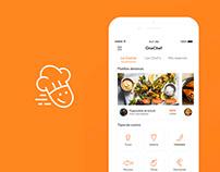 OneChef — mobile app