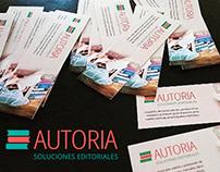 Autoría Soluciones Editoriales - Señalador