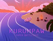 Paper Battleship-Kurumpaw