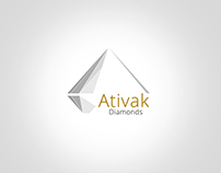 Logo Created as part of the Branding for AtivaK