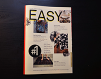 Easy DIY Magazine