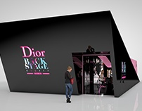 EVENT / Dior / Backstage Makeup Secrets
