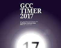 GCC Timer 2017 - der legendäre Terminplaner des GCC