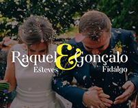 Raquel & Gonçalo (wedding design)