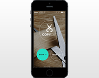 CopyCut hair salon finder and appointment scheduler app