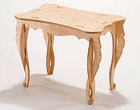 Flatpack Tea Table