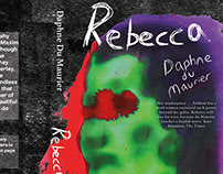 Book Cover Design: Rebecca by Daphne du Maurier