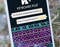 Stellar Keyboard Theme