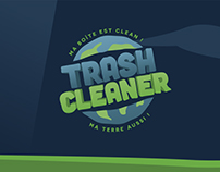 Trash cleaner
