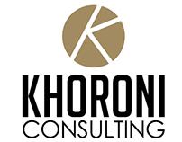 Khoroni Consulting Branding