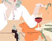 Winemakers & Waning Romance