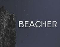 Free Beacher Sans Serif Font